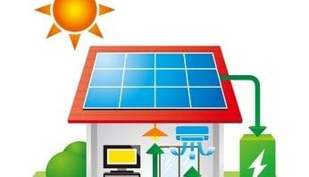 ייצור חשמל בבית